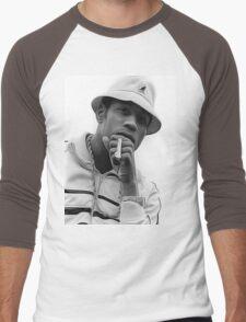 LL Cool J is Bad As Art Men's Baseball ¾ T-Shirt