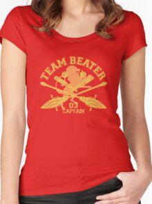 Gryffindor- Quidditch - Team Beater Women's Fitted Scoop T-Shirt
