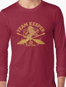 Gryffindor- Quidditch - Team Keeper Long Sleeve T-Shirt