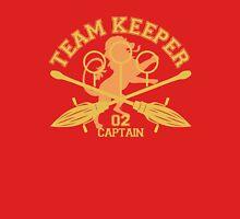 Gryffindor- Quidditch - Team Keeper Unisex T-Shirt