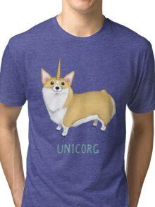 Unicorg Tri-blend T-Shirt