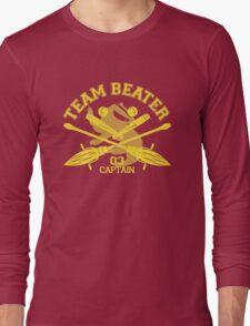 Hufflepuff - Quidditch - Team Beater Long Sleeve T-Shirt