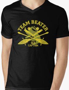 Hufflepuff - Quidditch - Team Beater Mens V-Neck T-Shirt