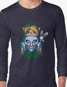 Faces of the Hero - Zora Long Sleeve T-Shirt