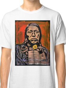 Chief Flying Hawk-The Sioux Classic T-Shirt
