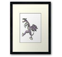 Dragons 4 da win Framed Print