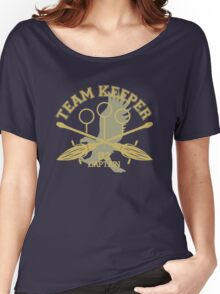 Ravenclaw - Quidditch - Team Keeper Women's Relaxed Fit T-Shirt