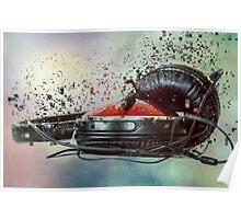 Sound Blast Poster