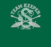 Slytherin - Quidditch - Team Keeper Unisex T-Shirt