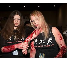 London Super Comic Convention opens at ExCel Photographic Print