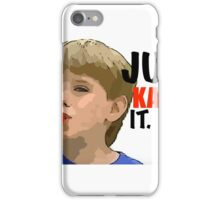 Just Kazoo It iPhone Case/Skin