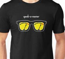 Geek-O-Meter Unisex T-Shirt