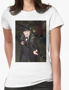 London Super Comic Convention opens at ExCel Womens Fitted T-Shirt