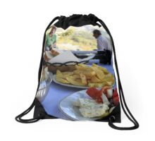 Great Feast - Travel Photography Drawstring Bag