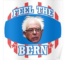 FEEL THE BERN VII Poster