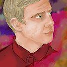 John Watson [Nebula] by thescudders