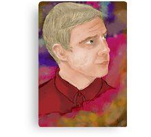 John Watson [Nebula] Canvas Print