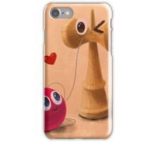 Ken & Dama iPhone Case/Skin