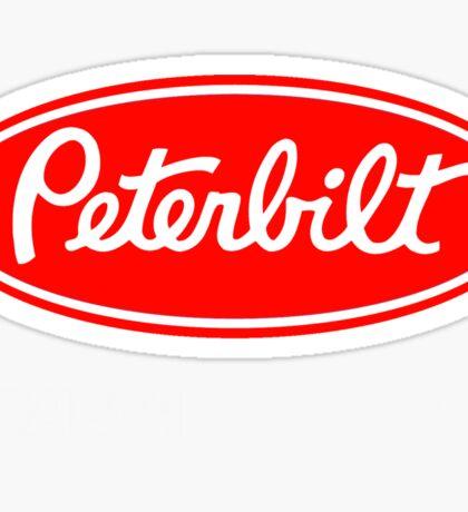 Peterbilt Sticker