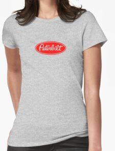 Peterbilt Womens Fitted T-Shirt