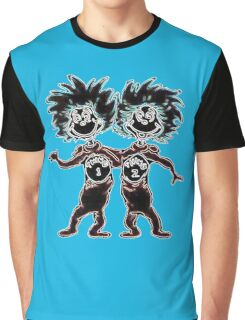Thing 1 & Thing 2 Graphic T-Shirt