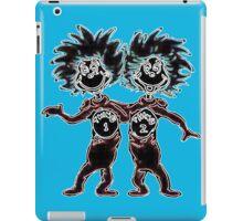Thing 1 & Thing 2 iPad Case/Skin