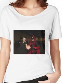 London Super Comic Convention opens at ExCel Women's Relaxed Fit T-Shirt