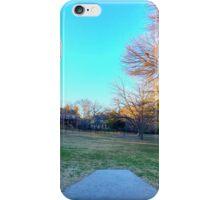 Neighborhood Disc Golf iPhone Case/Skin