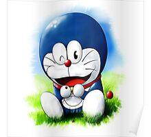 Doraemon Character Poster