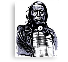 Chief Flying Hawk-The Sioux 2 Canvas Print