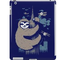Sloath-Kong iPad Case/Skin