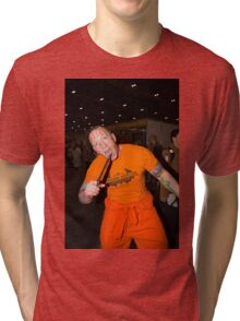 London Super Comic Convention opens at ExCel Tri-blend T-Shirt