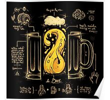 Le Beer (Elixir of Life) Poster