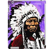 Chief Flying Hawk iPad Case/Skin