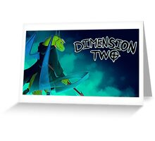Rathy D2 Poster Greeting Card