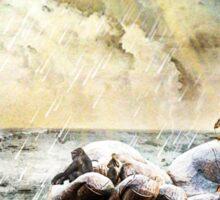 Noah's Ark Stragglers (2016) Sticker