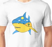 Thirsty Shark Unisex T-Shirt