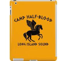 Camp Half Blood Long Island sound iPad Case/Skin