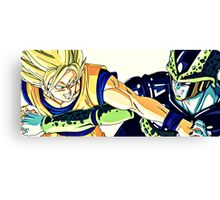 Vs Canvas Print