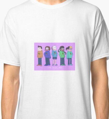 Late Night Crew :: Osomatsu Style Classic T-Shirt