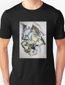 A beggar can never be bankrupt - Original Wall Modern Abstract Art Painting Unisex T-Shirt