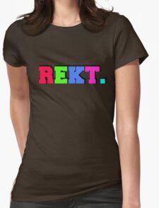 REKT (CSGO) Womens Fitted T-Shirt