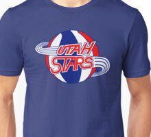 DEFUNCT - UTAH STARS Unisex T-Shirt