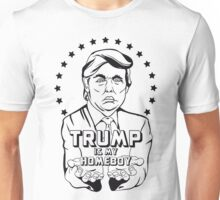 Trump Is My Homeboy Unisex T-Shirt