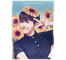 Happy J-hope Day!  Poster