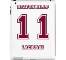 Beacon Hills Jersey (Scott McCall) iPad Case/Skin