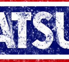 Datson - retro Sticker