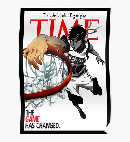 Kagami -The game has changed. Poster