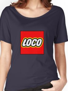 Loco Lego Women's Relaxed Fit T-Shirt