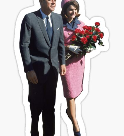 John & Jackie Sticker